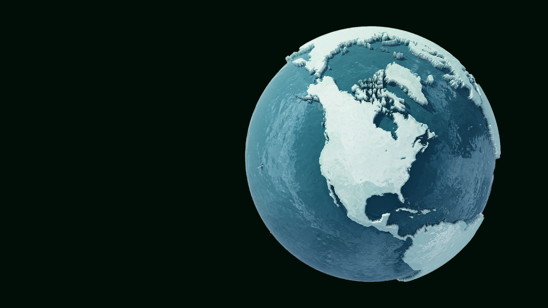 What If Earth Frozed Overnight?